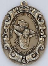 medallas de latón