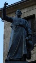 monumento bronce