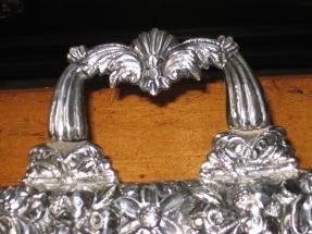 hacer asas y restaurar bandeja plata