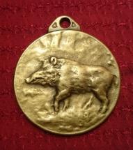 medallas de caza
