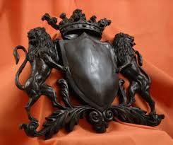 escudo heráldico fachada