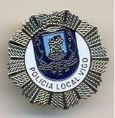 placas de policia local