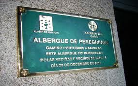 placas de bronce