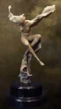 Premios de Danza en bronce