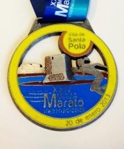 medallas deportivas