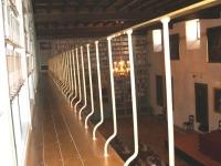 balaustrada de bronce Maestranza de Ronda