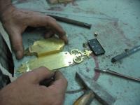 construcción cerrajeria Maestranza de Ronda