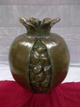 escultura para fuente en bronce