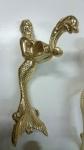 perchas de bronce